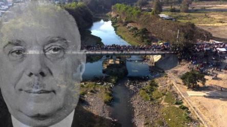 La Realidad Del Río Masacre Con RD Y Haití