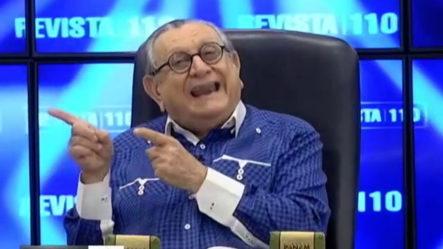 """Julio Hazim: """"Hay Un Ministro Que Una Mujer Lo Tiene Loco Porque Le Cogió Un Polvito"""""""