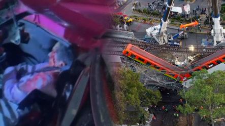 Todos Los Detalles Sobre El Accidente Del Metro En México