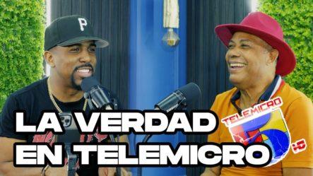 MR BLACK LA FAMA ACUSA A EL CHERRY SCOM DE COPIARLE EL FLOW (DESAFÍA A SANTIAGO MATÍAS EN VIVO)