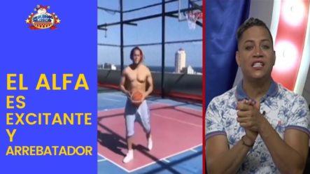 """Los Dueños Del Circo Catalogan A El Alfa """"El Jefe"""" Como Excitante Y Arrebatador"""
