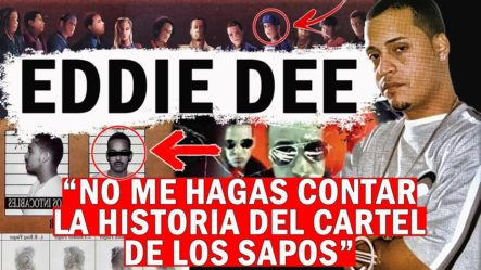 Eddie Dee El Que Posiblemente Sea El Escritor De La Gasolina Y Por Eso Peleo Contra Daddy Yankee