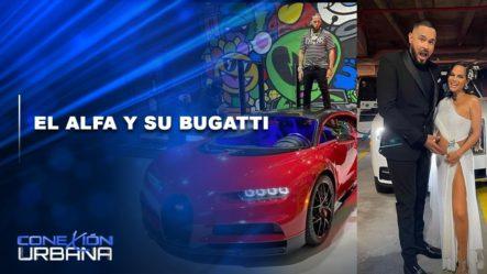 EN VIVO: El Alfa Y Su Bugatti – Natti Y Su Embarazo | Conexión Urbana
