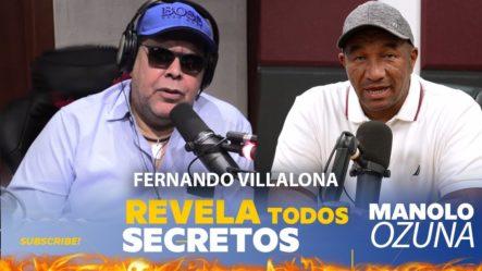 Fernando Villalona Le Revela Todos Sus Secretos A Manolo Ozuna