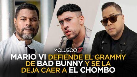 Mario VI Defiende Grammy De Bad Bunny Y Alega Que El Chombo Hizo El Post Para Hacer Daño