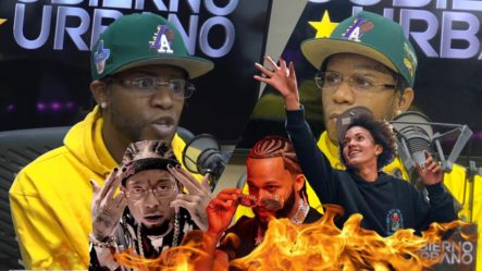 HARACA KIKO SE DESAHOGA FEO HABLA DE EL ALFA EL JEFE, ROCHY RD & ONGUITO WA!!!