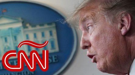 Trump: Curva De Contagios De Covid-19 Se Ha Aplanado Y Es Momento De Reactivar La Economía