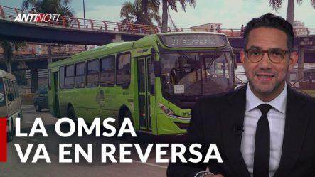 Según Sergio Carlos La OMSA Va En Reversa Y Le Entra A Juan Hubieres