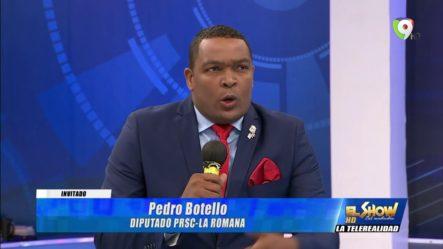 Pedro Botello Realiza Fuertes Denuncias Que Harán Temblar Al País