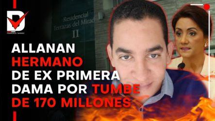 Allanamiento Al Hermano De Candi Medina Alexander Montilla Revela Información Sensible