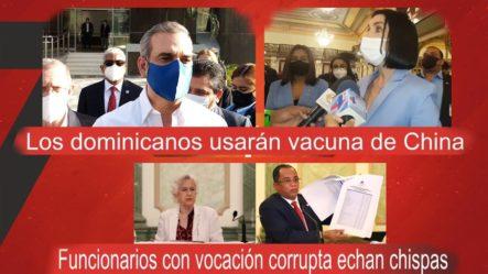 Marino Zapete: Funcionarios Con Vocación Corrupta Echan Chispas