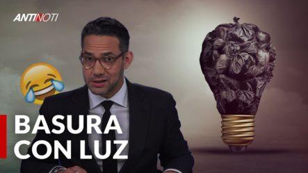 Juntarán La Luz Con La Basura ¿Y Loma De Miranda? | Antinoti
