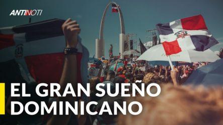 Abinader Ofrece El Gran Sueño Dominicano   Editorial Antinoti