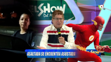 Según Ivan Ruiz Joven Viral Por Robo De Teléfono Está Asustada Por El Bullying En La Redes