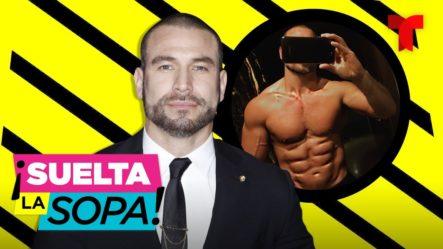 Rafael Amaya Ya Entrena Para Recuperar Su Físico Por ¿nuevo Proyecto?   Suelta La Sopa
