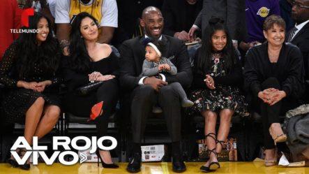 Madre De Vanessa Bryant Pide Pensión De Por Vida Del Patrimonio De Kobe Bryant