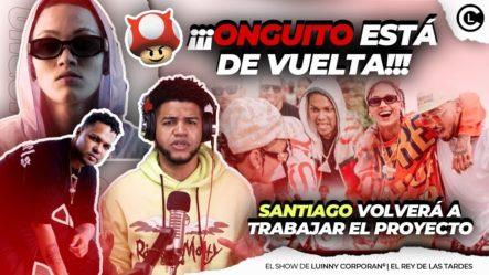 ONGUITO DE VUELTA! SANTIAGO MATIAS ALOFOKE PUBLICA COMUNICADO EN IG ¿SE MERECÍA OTRA OPORTUNIDAD?