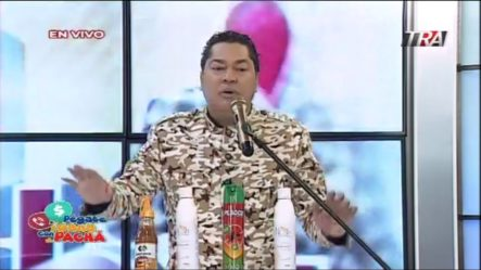 """El Pacha Sé Quilla Feamente Y Dice: """"Este País Ha Sido Injusto Con Víctor Gómez Casanova"""""""