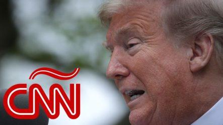Trump: La OMS Falló En Informar Del Contagio De Coronavirus De Humano A Humano
