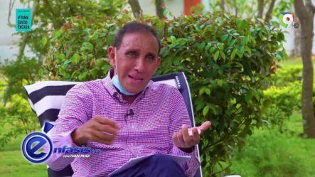 Dr. Cruz Jiiminián: Me Dijeron Que No Viviría