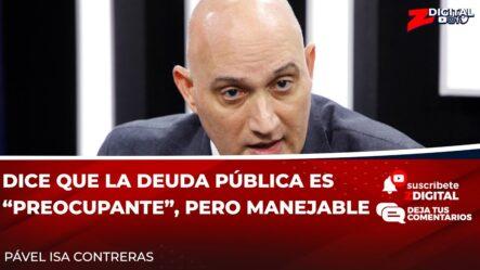 El Pachá Extra Dice: Milagros Germán Se Quitó Un Gran Peso De Encima Al Dejar Dicom | Pacha Extra