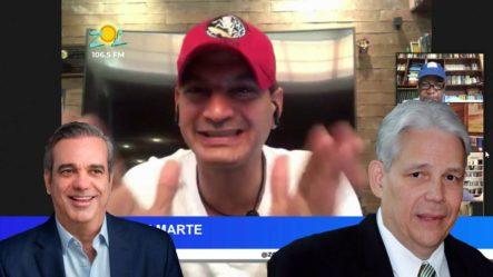 Dr. Jorge Marte Dice Que Nunca Le Ha Indicado Prueba De COVID-19 A Luis Abinader