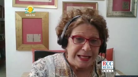 """Doña Consuelo Le Manda Fuego """"FEAMENTE"""" Al PRM Y Defiende Al PLD Por Todo Lo Que Hizo."""