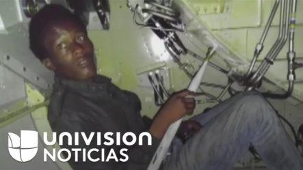 El Día Que Un Dominicano Viajo Escondido En Un Avión Hasta Miami