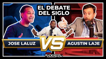 Agustín Laje Vs José Laluz Se Enfrentan Cara Cara ¡EL DEBATE DEL SIGLO!