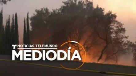 Emergencia En La Bahía De San Francisco Por Los Incendios
