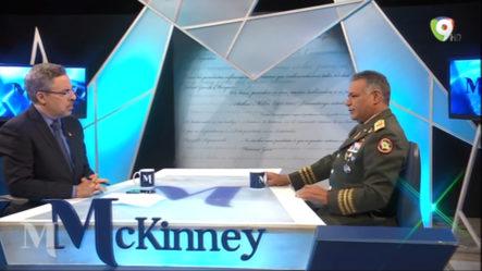 Teniente General Ruben Paulino Sem Habla De Las Mejoras En La Vida De Un Alistado En El Ministerio E Defensa