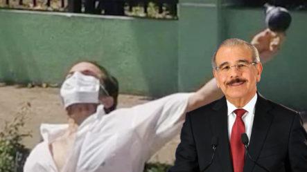 Revelan Posible Causante De El Atentado Contra La Vida De Danilo Medina