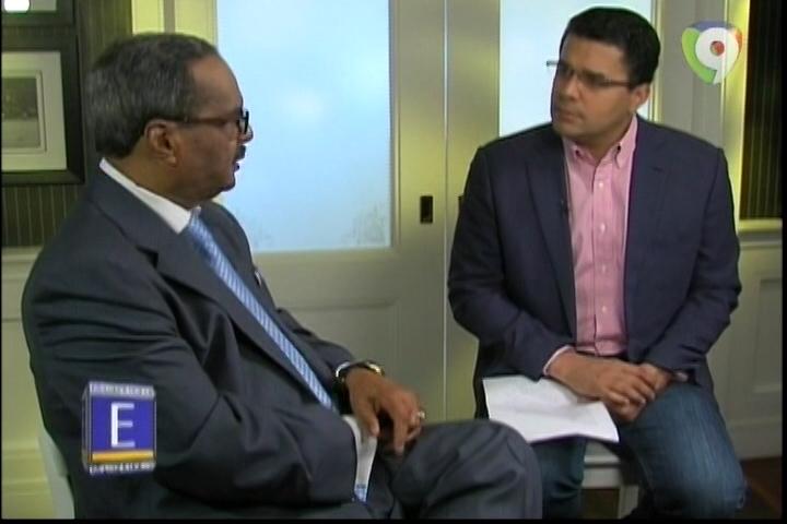 Una Entrevista A Un Emprendedor Por Excelencia Dr. Cesar Mella Por David Collado En Emprendedores