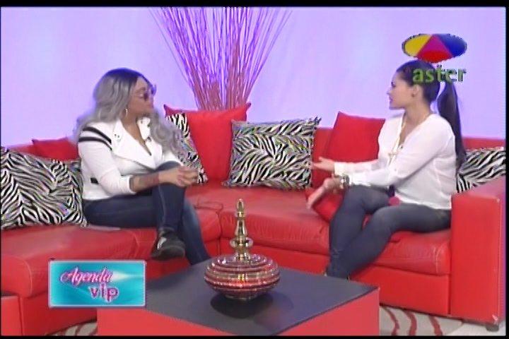 Entrevista A Milka La Más Dura En Agenda VIP