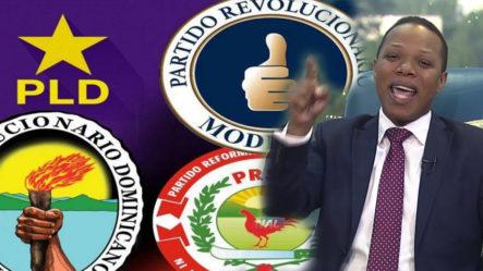 """Milton Morrison, Presidente Del Partido País Posible PPP: """"Hay Una Gran Decepción Política"""""""