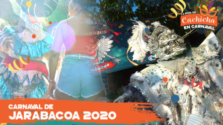 La Ruta De Carnaval De Cachicha Desde El Pueblo De Jarabacoa