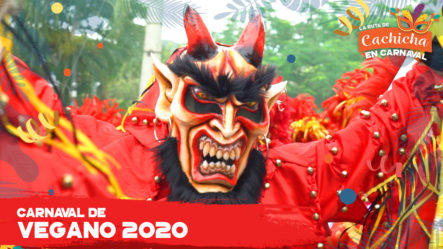 La Ruta De Carnaval De Cachicha Desde La Vega