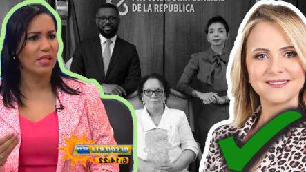La Poca Iniciativa Del Ministerio Público Comenta Lorenny Solano
