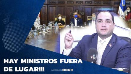 Hay Ministros Fuera De Lugar   Tu Tarde By Cachicha