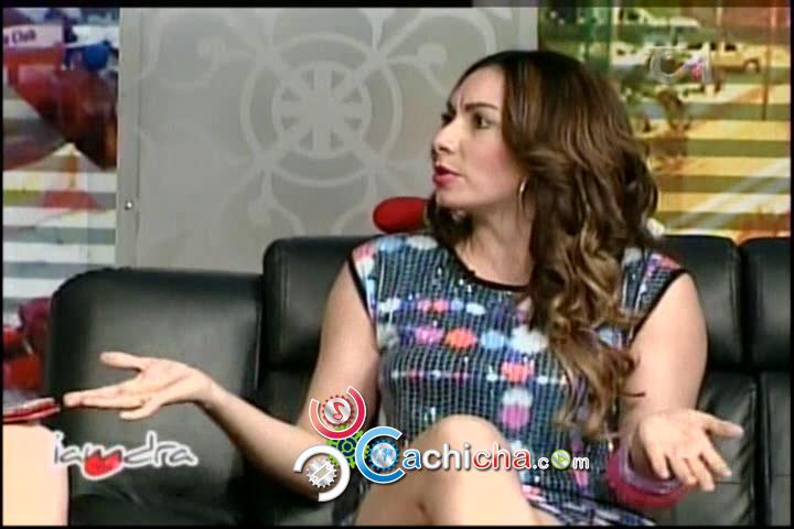 Miralba Ruiz Arremete Contra La Prostitución Y El Lavado De Dinero En La TV #Video