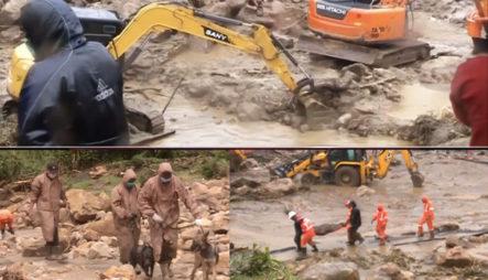 Lluvias En La India Causan La Muerte De 43 Personas Y Decenas De Desaparecidos