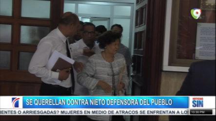 Más Detalles Sobre Las Querellas En Contra Del Nieto De La Defensora Del Pueblo Acusado De Estafa