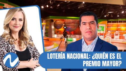 Lotería Nacional: ¿quién Es El Premio Mayor De La Mafia?