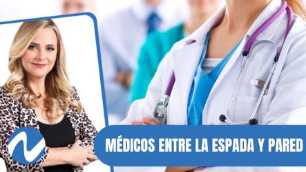 Nuria Piera: Médicos Entre La Espada Y Pared