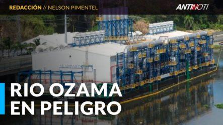 Río Ozama En Peligro | Antinoti Entrevista A Nelson Pimentel