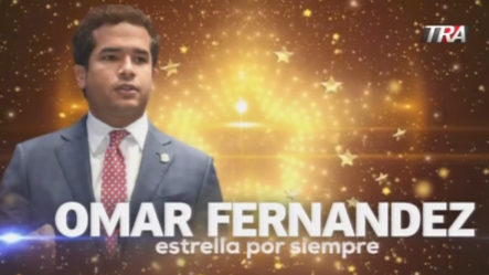Omar Fernández Es Premiado Como Estrella Por Siempre   Pégate Y Gana Con El Pachá