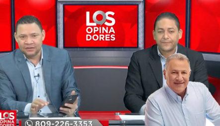 """Los Opinadores Le Entran Con 'to A Gilberto Serulle Y Le Llaman """"Cadáver Político"""""""