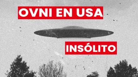 Se Filtró Video De Supuesta Nave Espacial En EE.UU. ¡Te Sorprenderás!