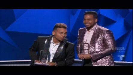 Romeo Y Ozuna Se Llevan Billboard A La Canción Tropical Del Año