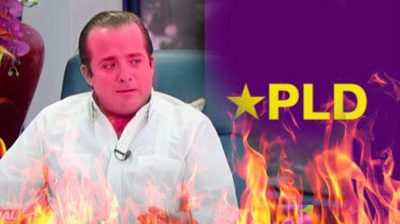 Las Fuertes Y Comprometedoras Declaraciones De Jose Ignacio Paliza Para El PLD